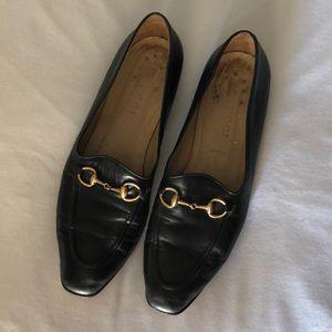 Gucci Horse bit Loafers - Vintage!
